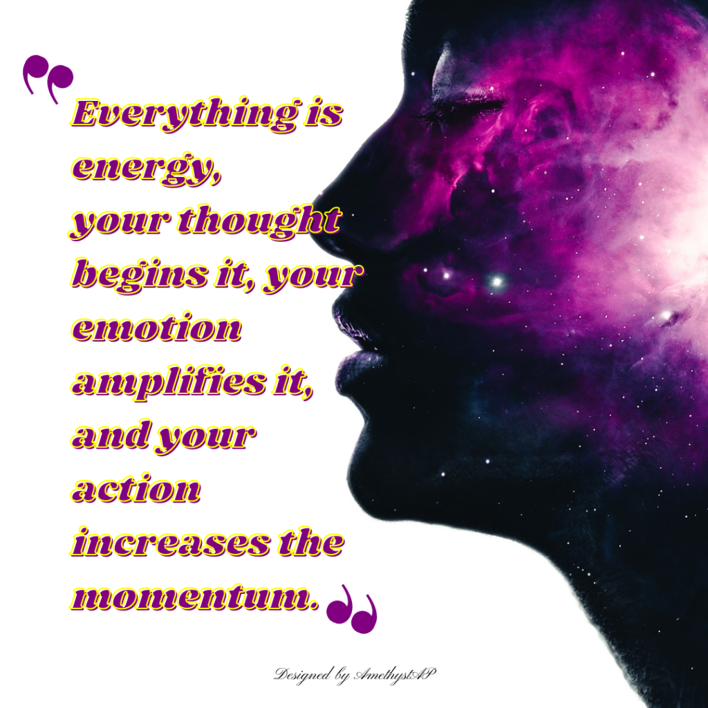 Quote about manifestation