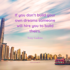 Quote about being your own boss