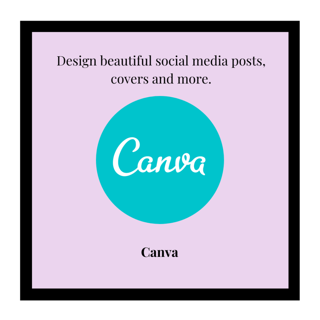 Canva logo and referral link